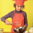 Little Chef - Stock Photo