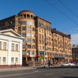 Stock Photo: Old House in Omsk