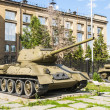 Legendary Soviet tank T-34 — Stock Photo
