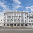 Stock Photo: House in Omsk