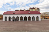 The Castle in Omsk — Stock Photo