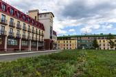 House in Omsk — Stockfoto