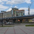 Center of Omsk — Stock Photo