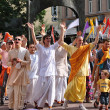 Feast of Krishna Consciousness - Stock Photo
