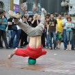 Street dancers Hip Hop — Stock Photo