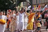 Feast of Krishna Consciousness — Stock Photo