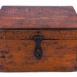 Old wooden chest — Stock Photo #13559947