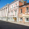 The streets of Nizhny Novgorod — Foto Stock