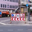 Repair street road - Lizenzfreies Foto