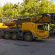 Truck crane - Zdjcie stockowe