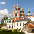 Orthodox monastery of St. Sava Storozhevsky — Stock Photo