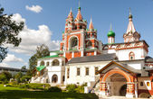 Orthodox monastery of St. Sava Storozhevsky — Stock Photo