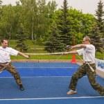 Martial arts — Stock Photo #16760035