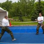 Martial arts — Stock Photo #16760039