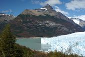 Perito Moeno glacier, Argentina — Stock Photo