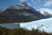 Perito Moreno glacier, Argentina — Stock Photo
