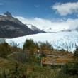 Perito Moreno glacier, Argentina — Stock Photo