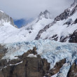 Glacier in Patagonia — Stock Photo