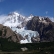 Glacier in Patagonia — Stockfoto