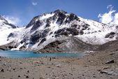 Paisagem da patagônia — Foto Stock