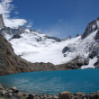 Lake of Patagonia — Stock Photo
