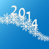 New year background. — Vector de stock