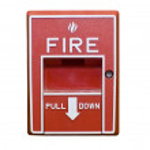 alarme incendie — Photo