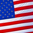 American flag background — Stock Photo #14762737
