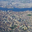 New York City panorama — Stock fotografie