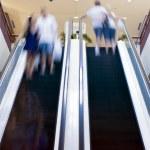 Double Escalator going up — Stock Photo #14767945