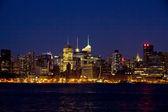 New york panorama — Stock Photo