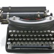 Vintage portable typewriter — Stock Photo #14770105