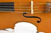 Violin parts — Stock Photo