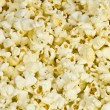 Popcorn background — Stockfoto