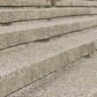 Stock Photo: Concrete steps with nobody around