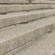 Foto de Stock  : Concrete steps with nobody around