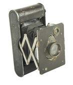 Vintage kamera isolerad på vit — Stockfoto