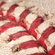 Stock Photo: Baseball close-up