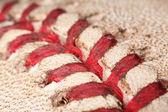 Baseball close-up — Stock Photo