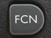 Function button — Stock Photo