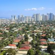 Fort bonifacio skyline makati city manila philippines — Stock Photo #14543005