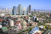 Rockwell makati city manila philippines — Stock Photo