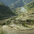 Rice terraces banaue luzon philippines - Lizenzfreies Foto