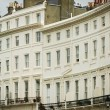 Regency period flats brighton sussex — 图库照片