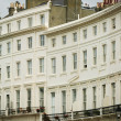 Regency period flats brighton sussex — Stockfoto