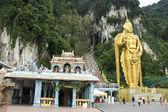 Batu caves Kuala Lumpur malaysia — Stock Photo