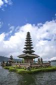 Pura Ulun Danu lake temple bali — Stock Photo