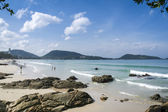 Patong beach phuket island thailand — Stock Photo
