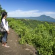 Lake taal volcano tagaytay philippines — Stock Photo