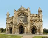 Katedra w st albans hertfordshire, england — Zdjęcie stockowe